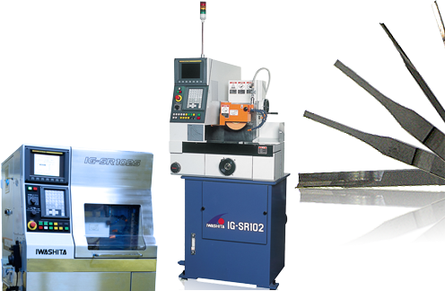 High-speed Reciprocating Grinding Machines
